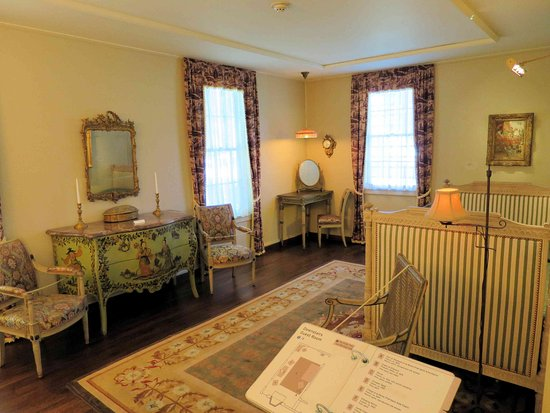 Glens Falls, Estado de Nueva York: Hyde House - Down Guestroom