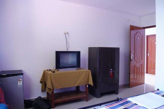 Anjuna, India: Coutinho's Nest Guest House