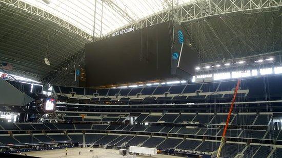 o tel o picture of at t stadium arlington tripadvisor rh tripadvisor com