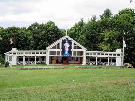 National Shrine of the Divine Mercy: National Shrine of Divine Mercy