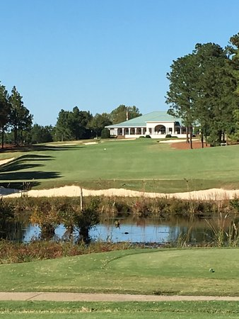 Pinehurst Course Number 8: Played in October 2016