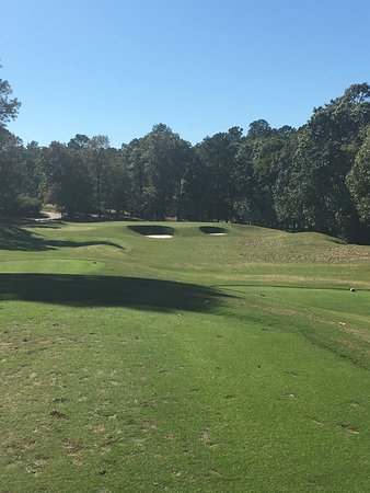 Southern Pines, NC: Played in October 2016 on renovated course