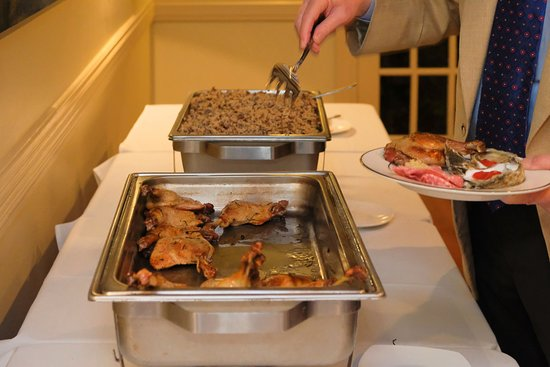 Edenton, NC: Duck Comfit and Harvest Risotto - Rehearsal Dinner