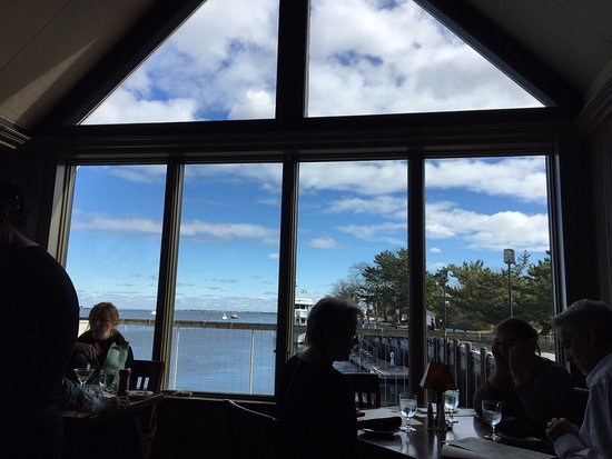 Newburyport, MA: View from the dining room.