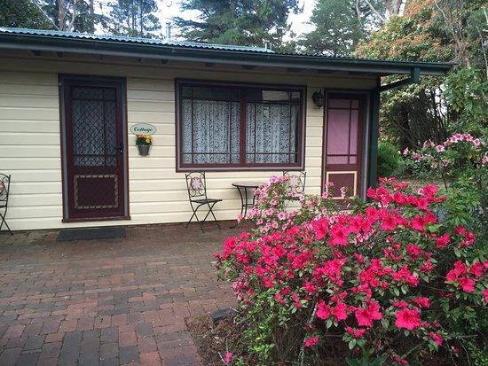Blackheath, Australien: cottage outlook
