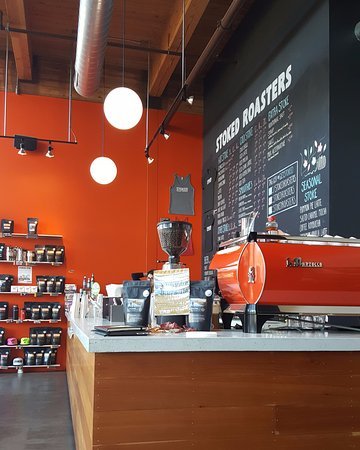 Stoked Roasters and Coffee