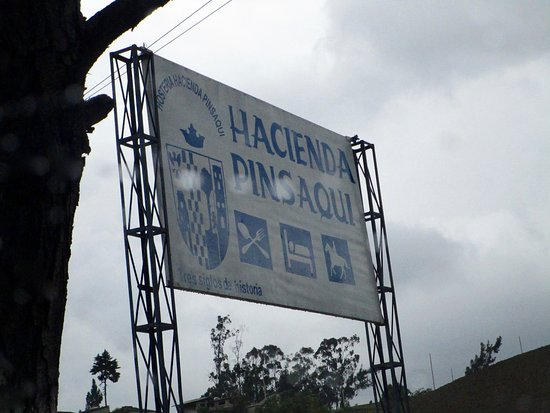Hacienda Pinsaqui-billede