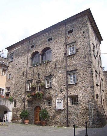 Castello di Licciana Nardi