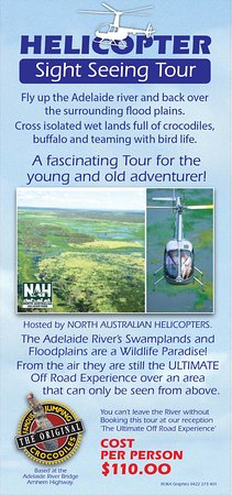 Northern Territory, Avustralya: Helicopter Tours