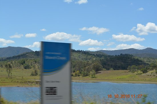 Part of the upper catchment area of the dams - Picture of