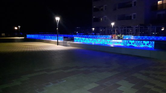 Makkum, Belanda: Beach Hotel de Vigilante