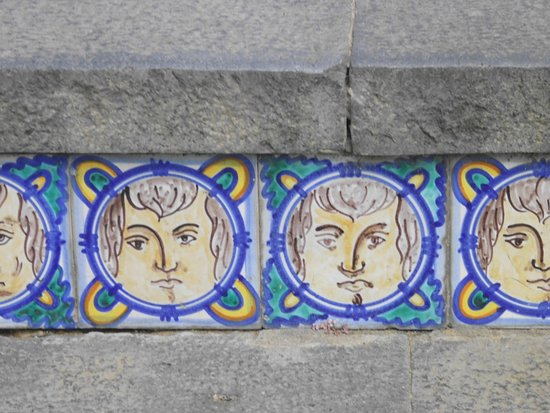 staircase of santa maria del monte kennen sie diesen herrn