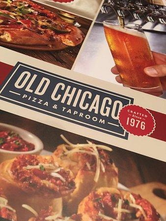 Old Chicago Restaurant Beaverton Menu Prices