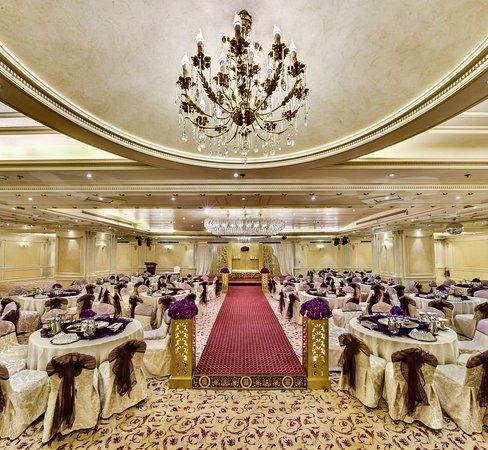 Asala ballroom picture of ramada continental jeddah jeddah ramada continental jeddah asala ballroom junglespirit Image collections