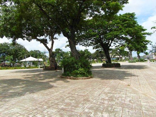Platz vor der Fort San pedro