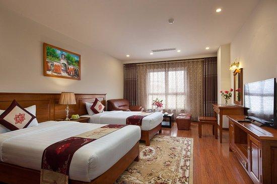 Khách sạn Silk Queen