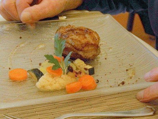 Montagne, Francia: le magret de canard