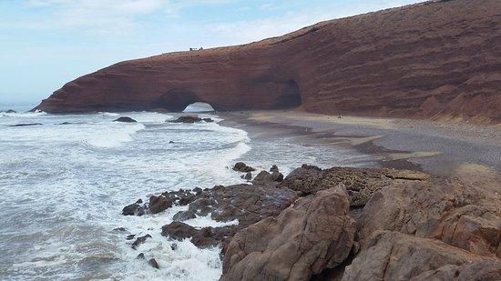Legzira Beach ภาพถ่าย