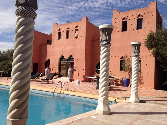 Kasbah Chwiter: Photo piscine