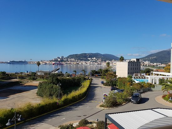 Best western ajaccio amiraute photo de best western plus for Appart hotel ajaccio