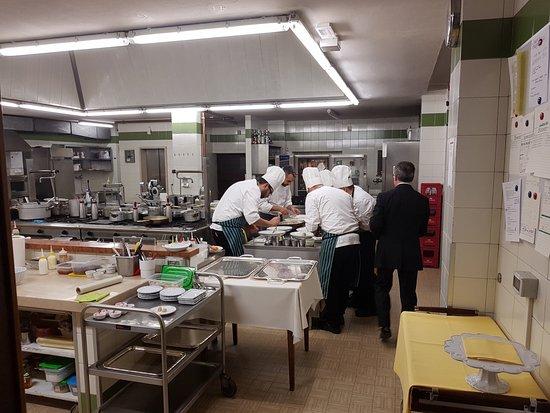 Ristorante 12 Apostoli How The Kitchen Works