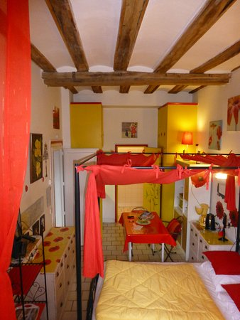 Les studios de soizick : vue intérieure studio