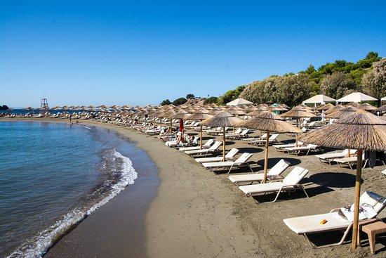 Private Beach Picture Of Cape Sounio Grecotel Exclusive Resort