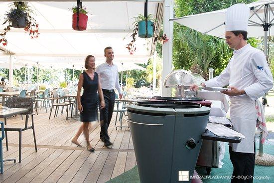 La brasserie annecy restaurant avis num ro de - Atelier cuisine annecy ...