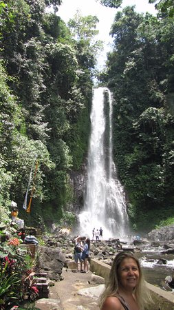 Gitgit Waterfall: Gitgit