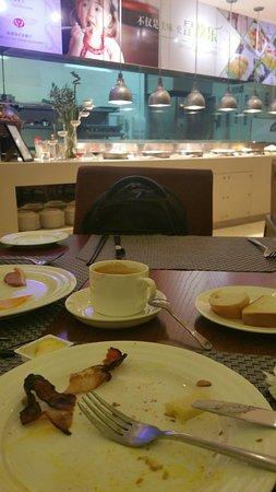 Holiday Inn Shanghai Songjiang: After breakfast