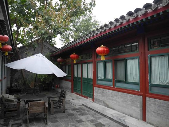 Beijing Sihe Courtyard Hotel-billede