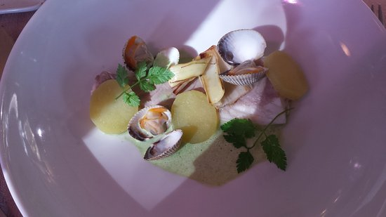 Sorgues, France: Superbes assiettes