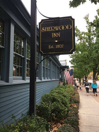 Sherwood Inn foto