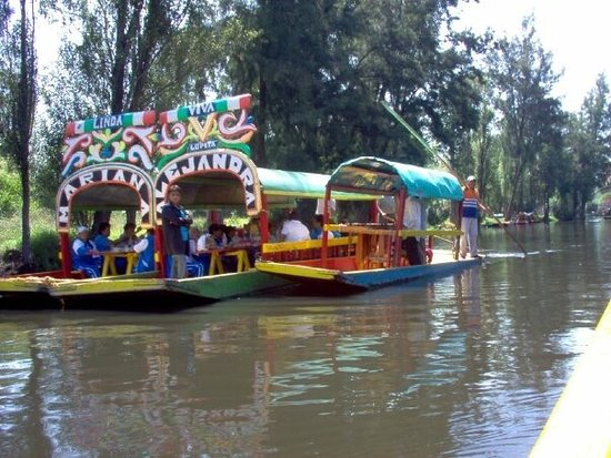 Floating Gardens Of Xochimilco Picture Of Floating Gardens Of Xochimilco Mexico City