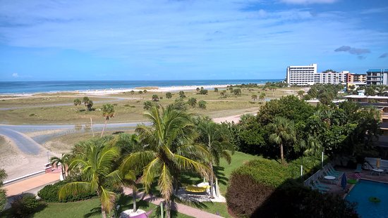 South Beach Condo/Hotel: Rare sunny day
