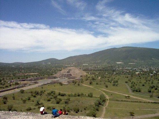 foto de zona arqueol gica de teotihuac n san juan