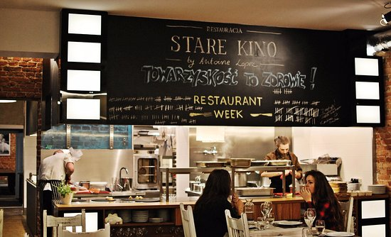 Kuchnia Otwarta Stare Kino By Antoine Lopez Picture Of Stare