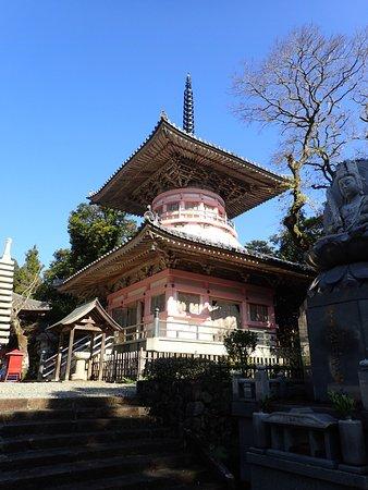 最御崎寺, これは多宝塔だそう