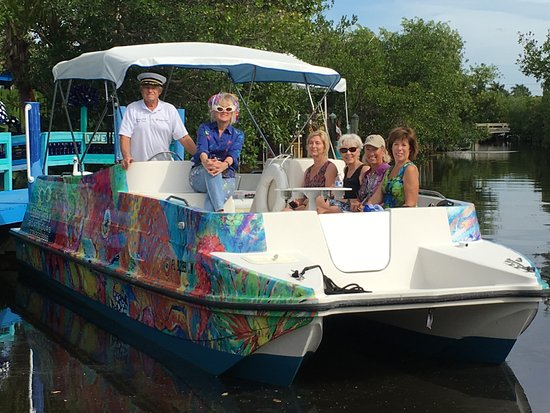 Pine Island Florida Boat Tours
