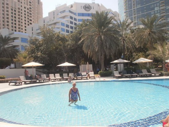 Sheraton Jumeirah Beach Resort Muy Agradable