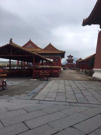 Dongyang, China: でも人は少なかったです