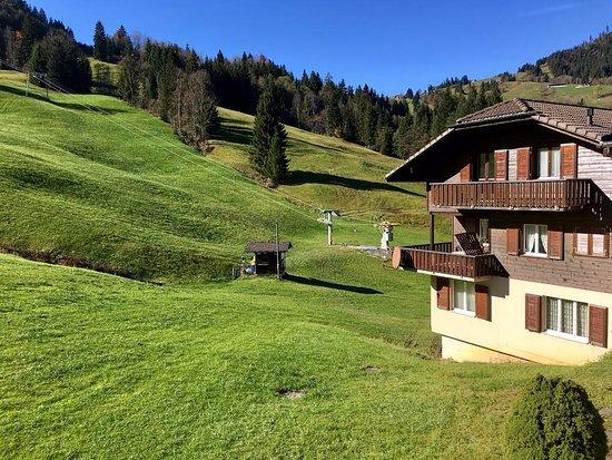 Fluehli, Schweiz: Aussicht