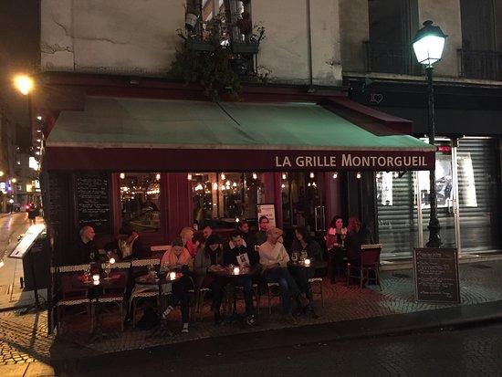 Picture of la grille montorgueil paris tripadvisor - Restaurant la grille paris 10 ...