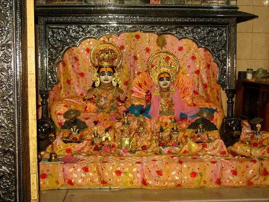 Temple at Sita ki Rasoi - Picture of Sita Ki Rasoi, Ayodhya