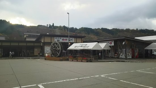 Michi-no-Eki - Sakuranosato Shokawa
