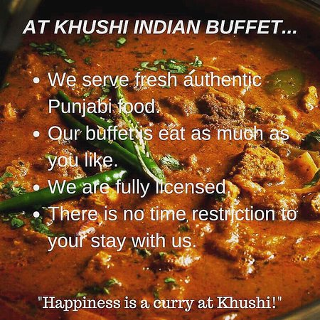 Khushi Indian Buffet Restaurant