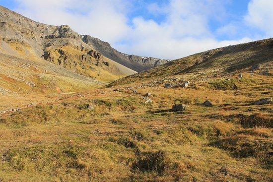 Región Capital, Islandia: On the way