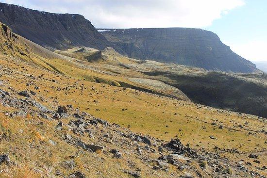 Región Capital, Islandia: Getting close to the Steinn post
