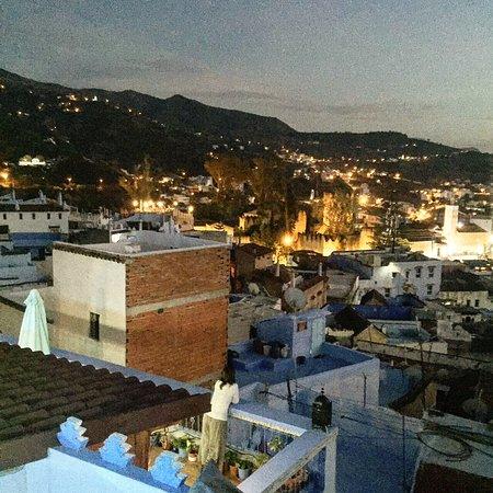 Riad Rifandalus Hotel: Vista segunda terraza