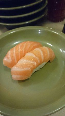 sushi pile alle